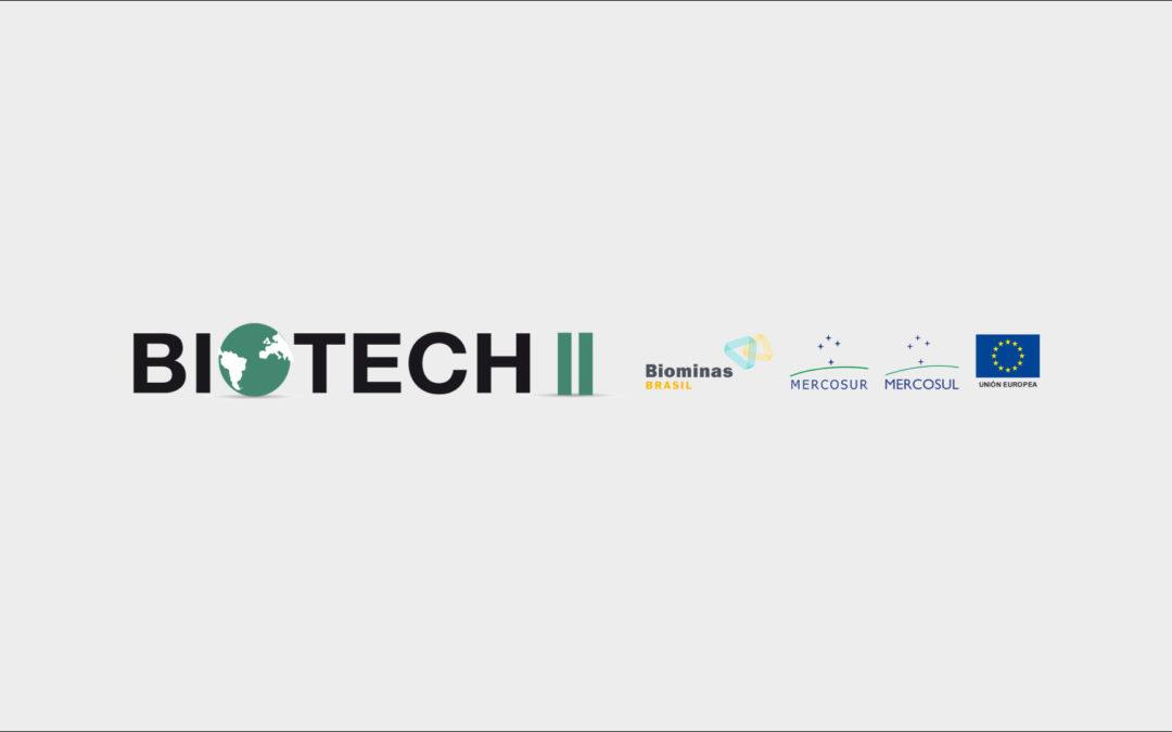 CEO da SafeTest Selecionada para o Biotech II do BIOMINAS Brasil.
